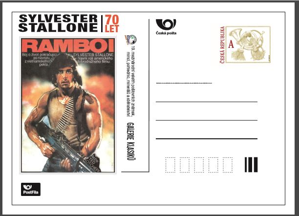 Veletrh Sběratel omlazuje: Rambo, vinyl i postcrossingový scuk