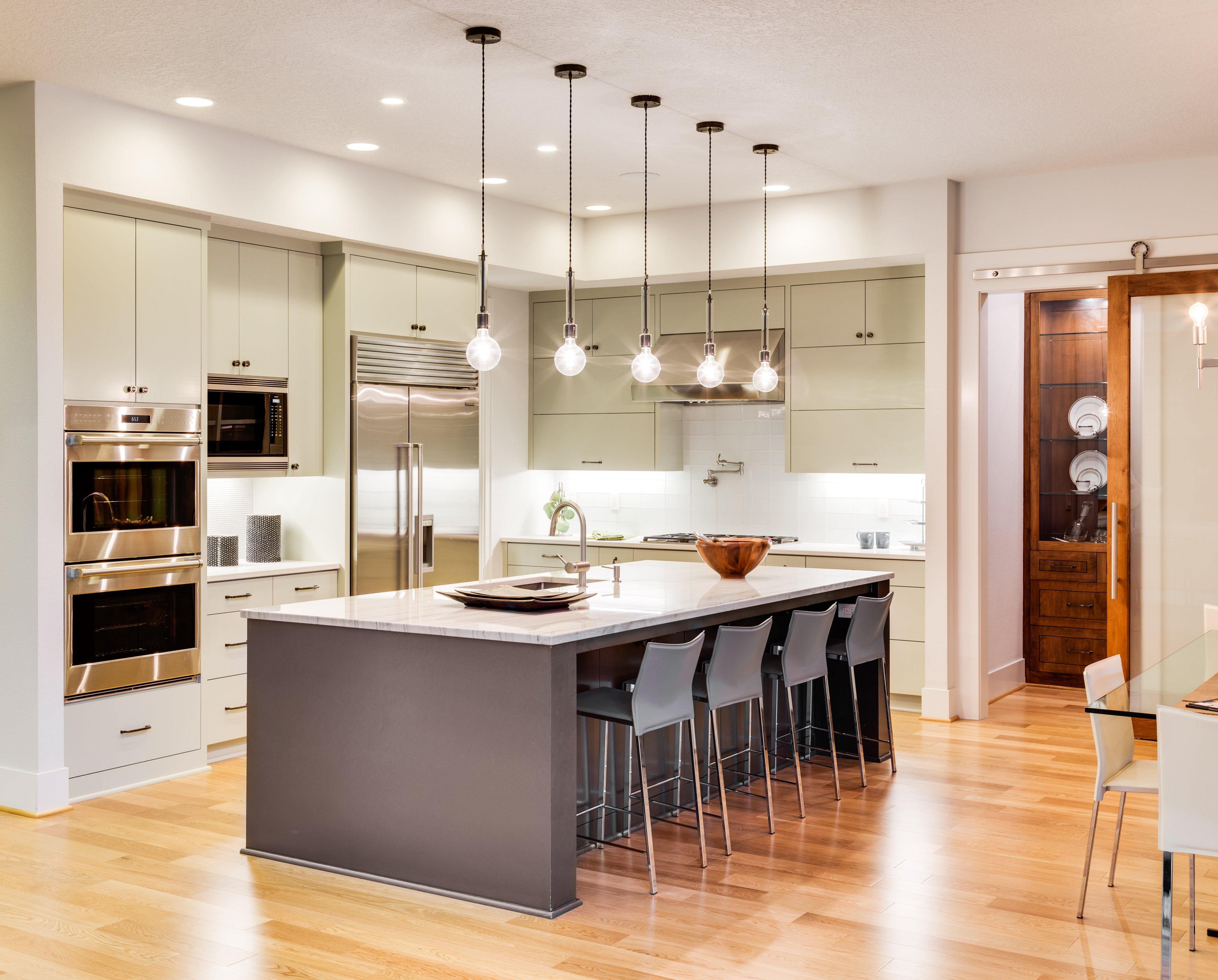 Jak na novou kuchy o rozpo tu i barv ch aukro blog for 7 ft kitchen ideas
