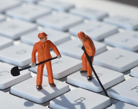 5 způsobů, jak mít zase čistou klávesnici