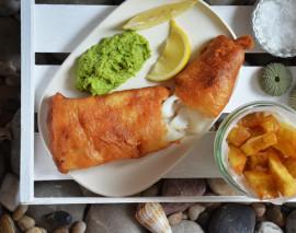 Kublanka: Fish and Chips