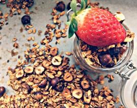 Jak je to doopravdy s ořechy + Recept na domácí müsli
