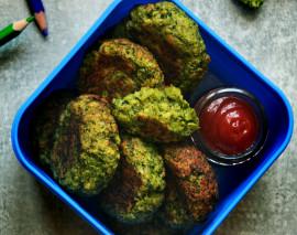 Kublanka: Brokolicové nugetky