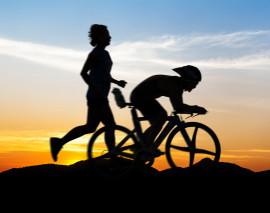 Co je lepší: kolo nebo běh?