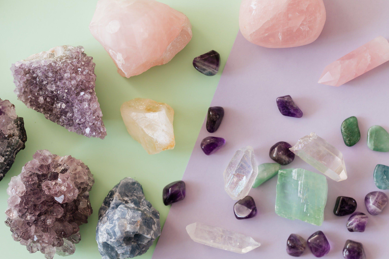 minerál, nerost, krystaly