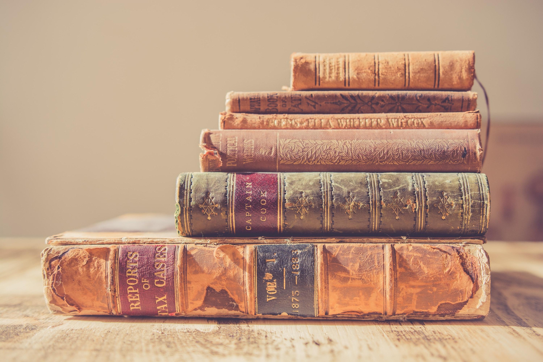 Jak poznat vzácnou knihu aneb Tipy, jak objevit knižní poklad