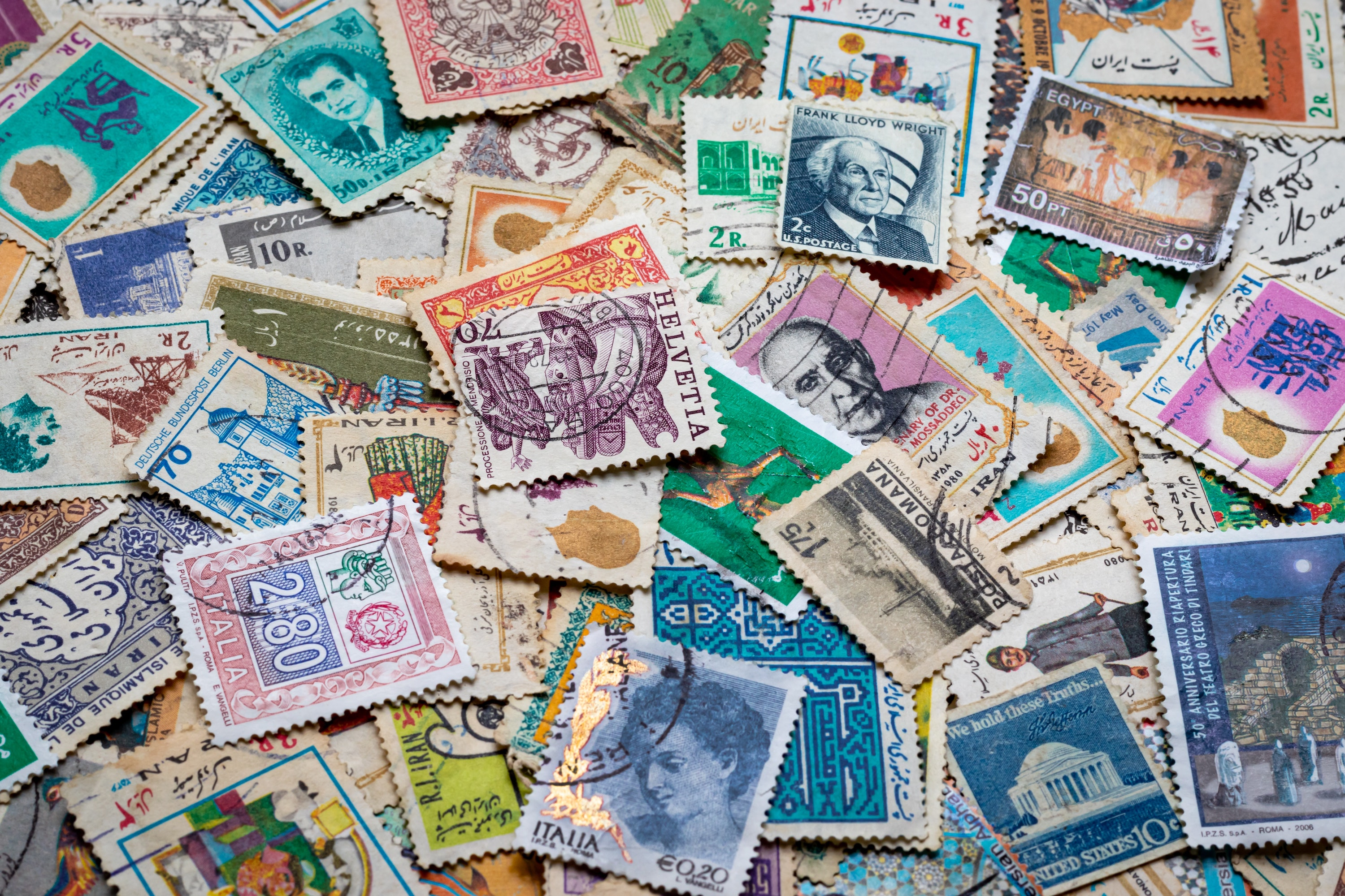 Které poštovní známky jsou v Česku nejvzácnější?