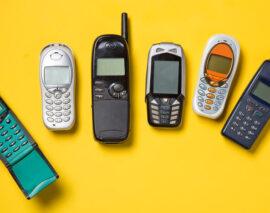 Nevyhazujete své staré telefony, dnes mohou mít znovu hodnotu