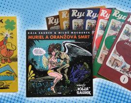 Máte doma starý komiks z dětství? Dnes může mít hodnotu i desetitisíců